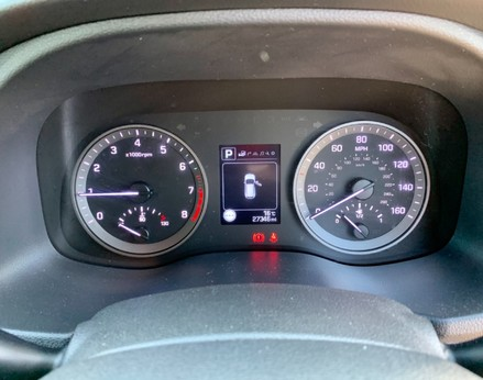 Hyundai Tucson T-GDI GO SE 19