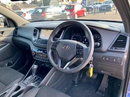 Hyundai Tucson T-GDI GO SE 18