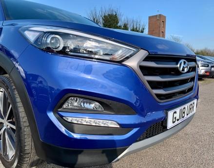 Hyundai Tucson T-GDI GO SE 53