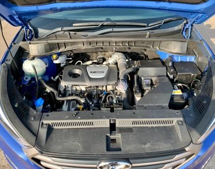 Hyundai Tucson T-GDI GO SE 7