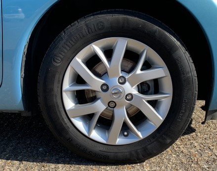 Nissan Note ACENTA 16
