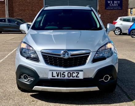Vauxhall Mokka SE CDTI 5