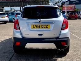 Vauxhall Mokka SE CDTI 6