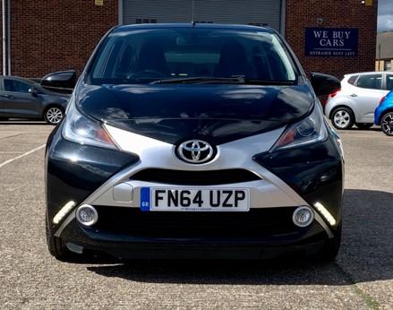 Toyota Aygo VVT-I X-CLUSIV X-SHIFT 5