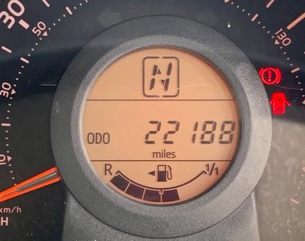 Toyota Aygo VVT-I X-CLUSIV X-SHIFT 20