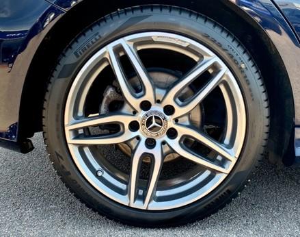 Mercedes-Benz A Class A 180 D AMG LINE 15