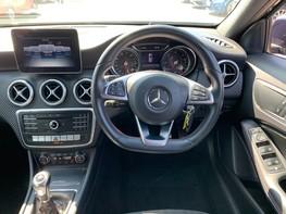 Mercedes-Benz A Class A 180 D AMG LINE 18