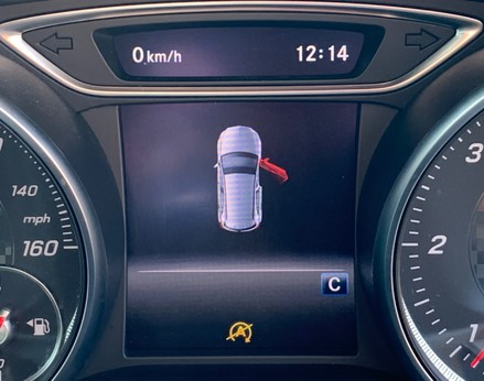 Mercedes-Benz A Class A 180 D AMG LINE 20