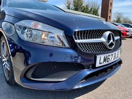 Mercedes-Benz A Class A 180 D AMG LINE 54