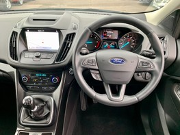 Ford Kuga TITANIUM TDCI 18