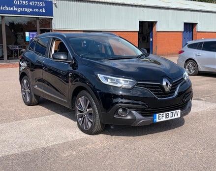 Renault Kadjar SIGNATURE NAV TCE 4