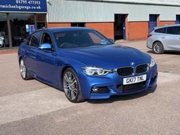 BMW 3 Series 330D M SPORT 4