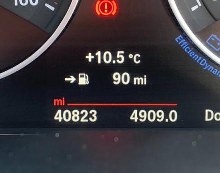 BMW 3 Series 330D M SPORT 20