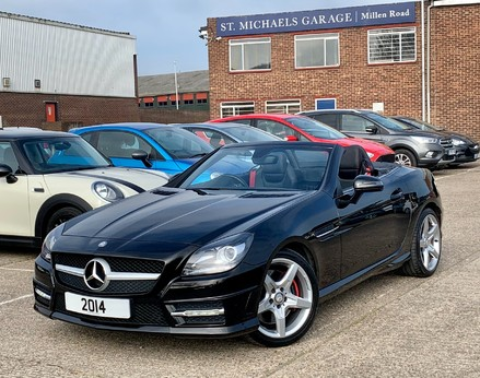 Mercedes-Benz SLK SLK250 CDI BLUEEFFICIENCY AMG SPORT 1