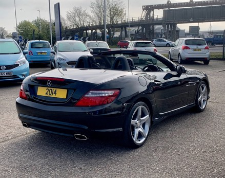 Mercedes-Benz SLK SLK250 CDI BLUEEFFICIENCY AMG SPORT 8