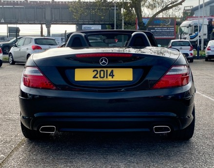 Mercedes-Benz SLK SLK250 CDI BLUEEFFICIENCY AMG SPORT 6
