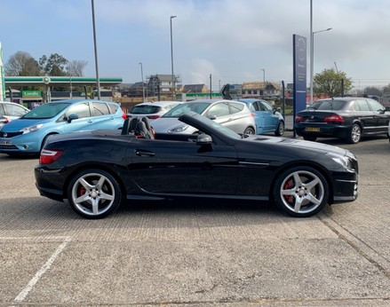 Mercedes-Benz SLK SLK250 CDI BLUEEFFICIENCY AMG SPORT 10
