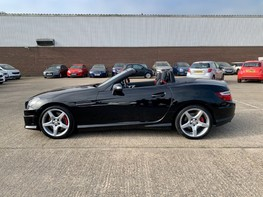 Mercedes-Benz SLK SLK250 CDI BLUEEFFICIENCY AMG SPORT 11