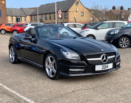 Mercedes-Benz SLK SLK250 CDI BLUEEFFICIENCY AMG SPORT 4