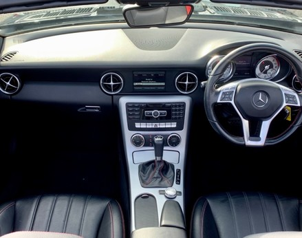 Mercedes-Benz SLK SLK250 CDI BLUEEFFICIENCY AMG SPORT 2