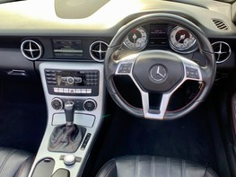 Mercedes-Benz SLK SLK250 CDI BLUEEFFICIENCY AMG SPORT 18