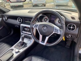 Mercedes-Benz SLK SLK250 CDI BLUEEFFICIENCY AMG SPORT 17