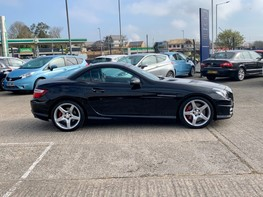 Mercedes-Benz SLK SLK250 CDI BLUEEFFICIENCY AMG SPORT 56
