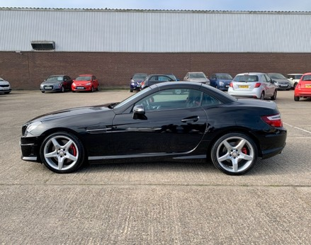 Mercedes-Benz SLK SLK250 CDI BLUEEFFICIENCY AMG SPORT 57