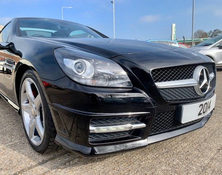 Mercedes-Benz SLK SLK250 CDI BLUEEFFICIENCY AMG SPORT 52