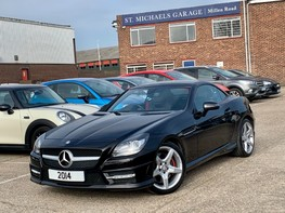 Mercedes-Benz SLK SLK250 CDI BLUEEFFICIENCY AMG SPORT 53