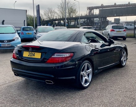 Mercedes-Benz SLK SLK250 CDI BLUEEFFICIENCY AMG SPORT 58