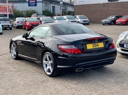 Mercedes-Benz SLK SLK250 CDI BLUEEFFICIENCY AMG SPORT 60
