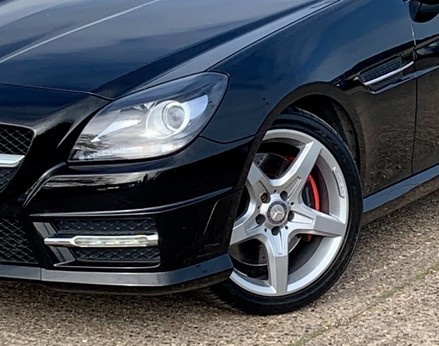 Mercedes-Benz SLK SLK250 CDI BLUEEFFICIENCY AMG SPORT 3