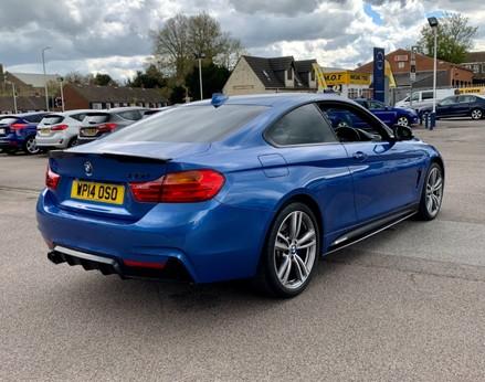 BMW 4 Series 435D XDRIVE M SPORT 63