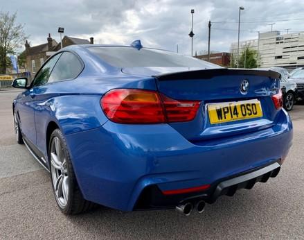 BMW 4 Series 435D XDRIVE M SPORT 58
