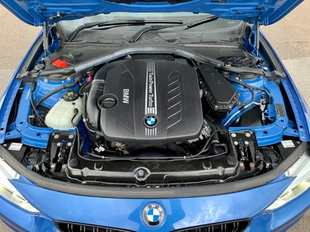 BMW 4 Series 435D XDRIVE M SPORT