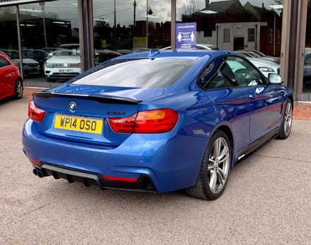 BMW 4 Series 435D XDRIVE M SPORT 8