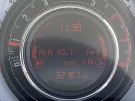 Fiat 500 LOUNGE 21