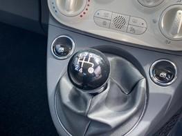 Fiat 500 LOUNGE 35