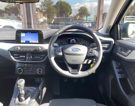 Ford Focus ZETEC 18