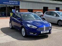 Ford Focus TITANIUM X TDCI 4
