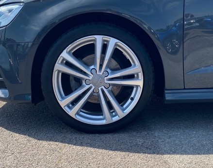 Audi A3 TFSI S LINE 15