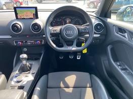 Audi A3 TFSI S LINE 18