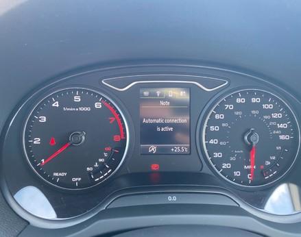 Audi A3 TFSI S LINE 24