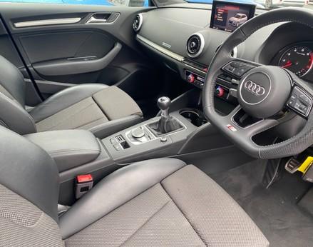 Audi A3 TFSI S LINE 17