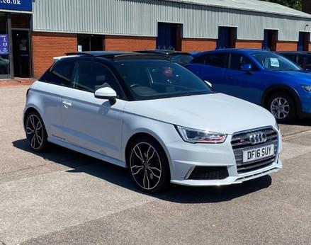Audi A1 S1 QUATTRO 4