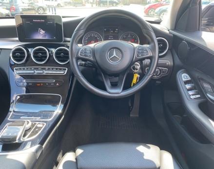 Mercedes-Benz C Class C220 D SE 18