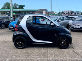 Smart Fortwo Coupe GRANDSTYLE EDITION 10