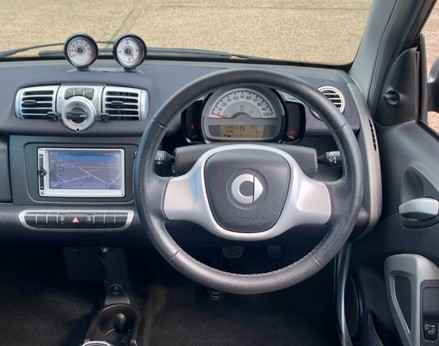 Smart Fortwo Coupe GRANDSTYLE EDITION 18