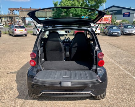 Smart Fortwo Coupe GRANDSTYLE EDITION 40